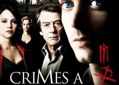 Crimes à oxford (ciné-jeu)