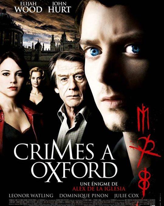 Crimes à oxford (ciné-jeu)
