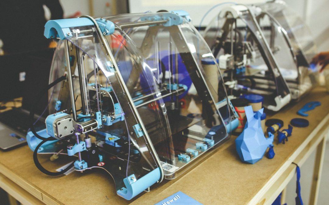 Impression 3D – Modélisation d'objets
